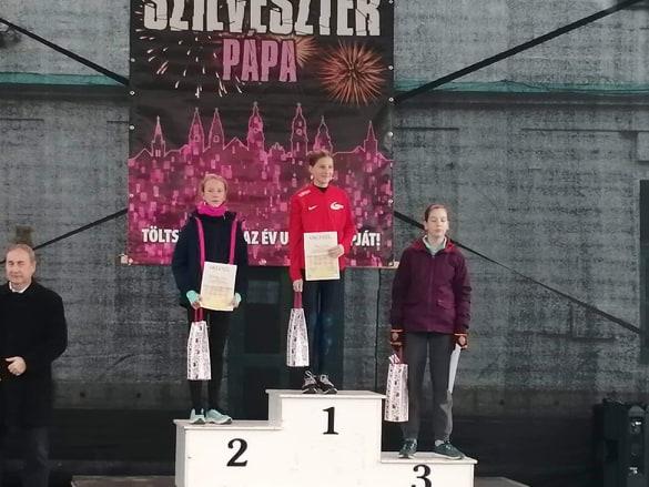 szilveszteri futóverseny- pápai atlétikai club10