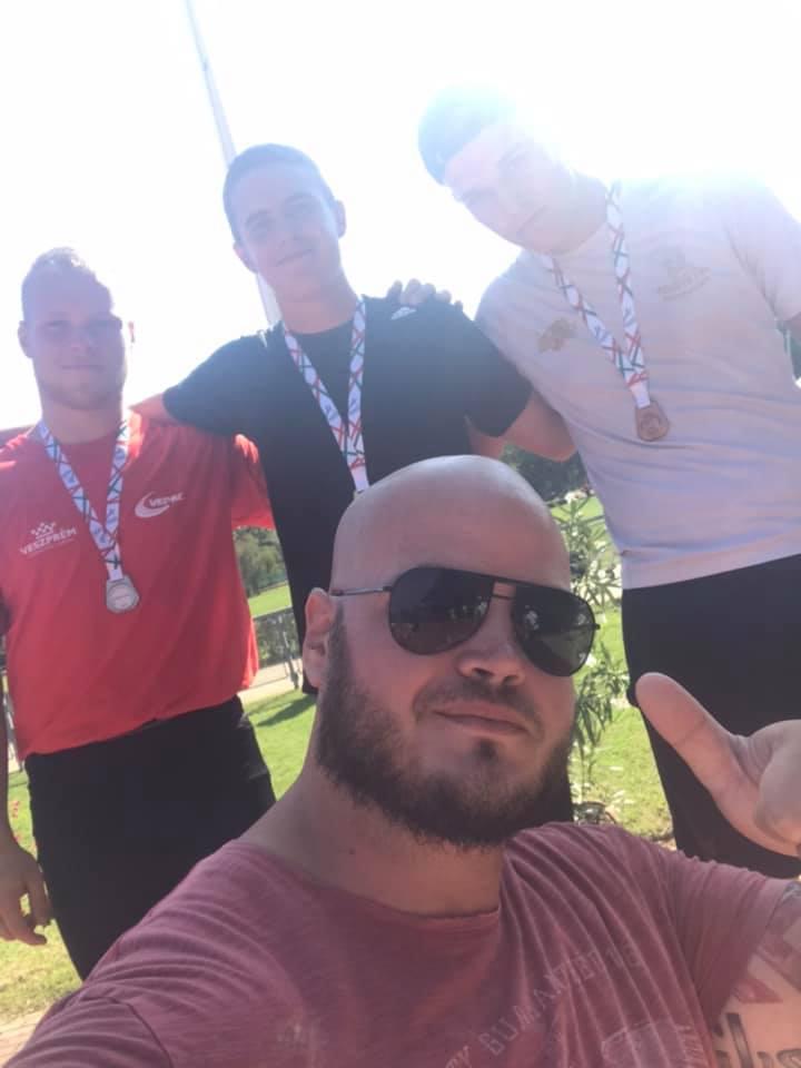 Magyarország Ifjúsági Atlétikai Bajnoksága - Papai Atlétikai Club 2020 1