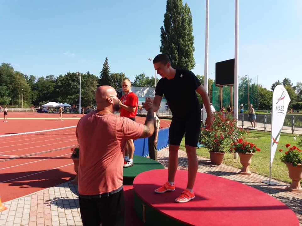 Magyarország Ifjúsági Atlétikai Bajnoksága - Papai Atlétikai Club 2020 3