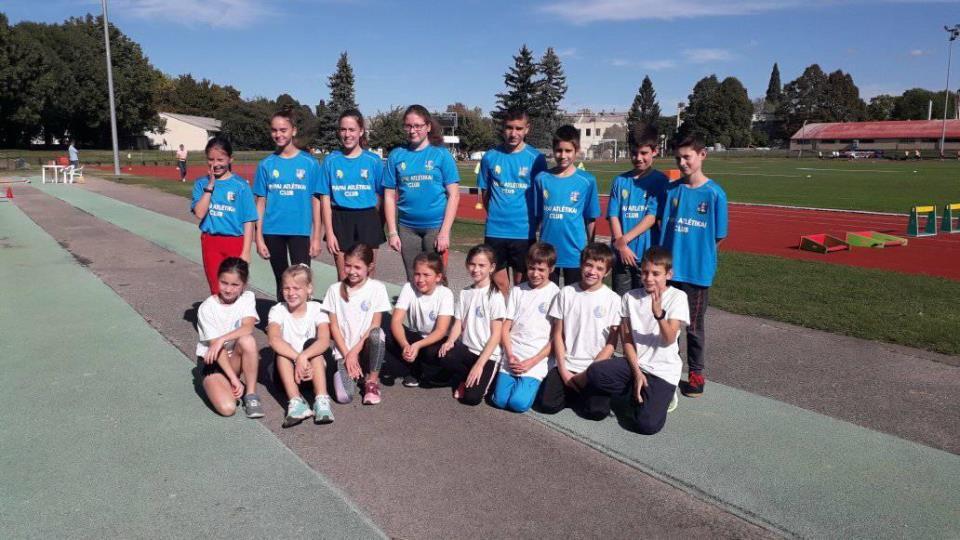 2020.10.09.- SPORT XXI. pályaverseny - Veszprém-papai-atletikai-club