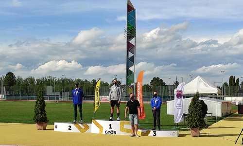 2021.05.14. – U16 Atlétikai Bajnokság ÉNY terület – 1.forduló – Győr