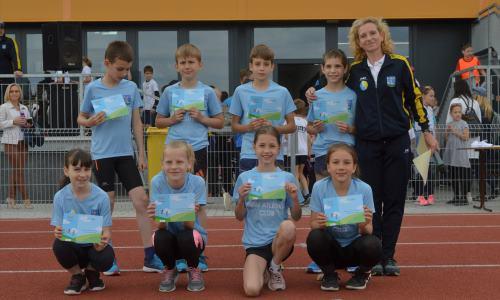 Sport XXI Alapprogram atlétikai gyermekverseny