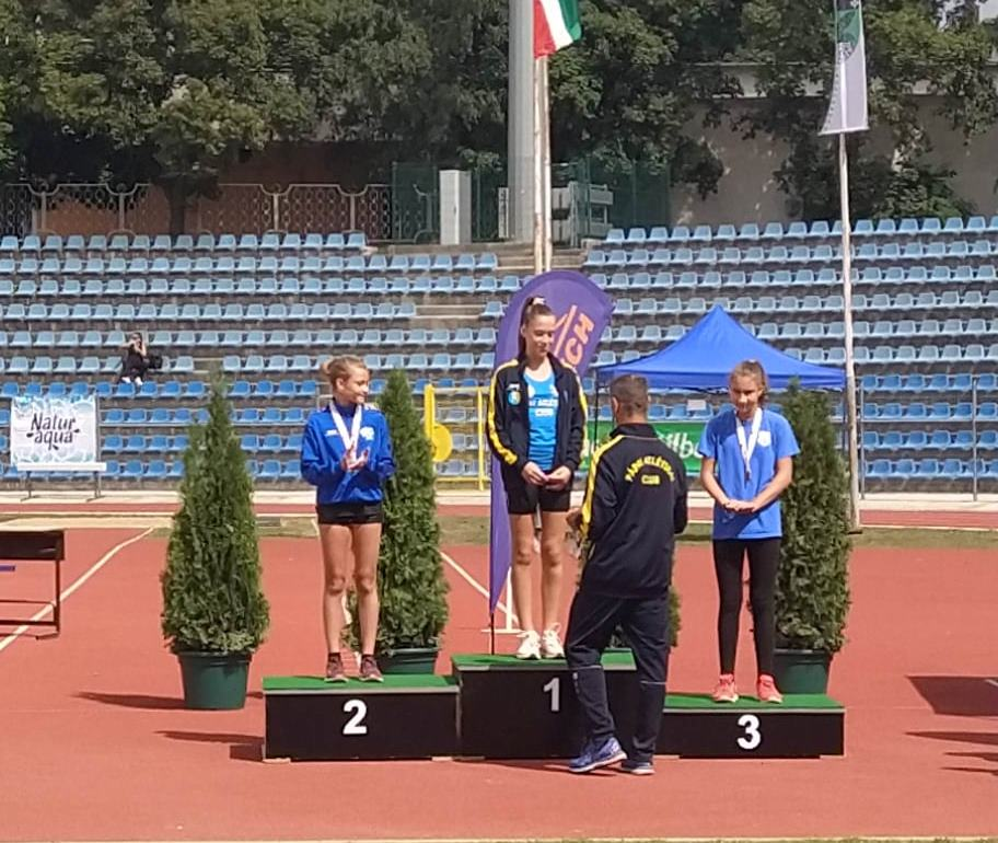 Pápai Atlétikai club -U14 és U16 Atlétikai Bajnokság ÉNy régió 3. fordulója 4