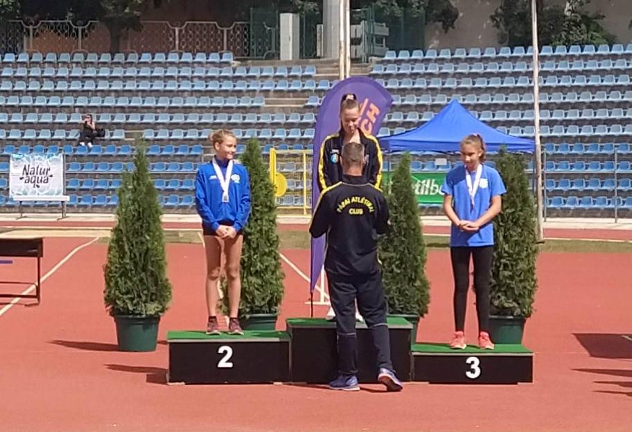 Pápai Atlétikai club -U14 és U16 Atlétikai Bajnokság ÉNy régió 3. fordulója 5