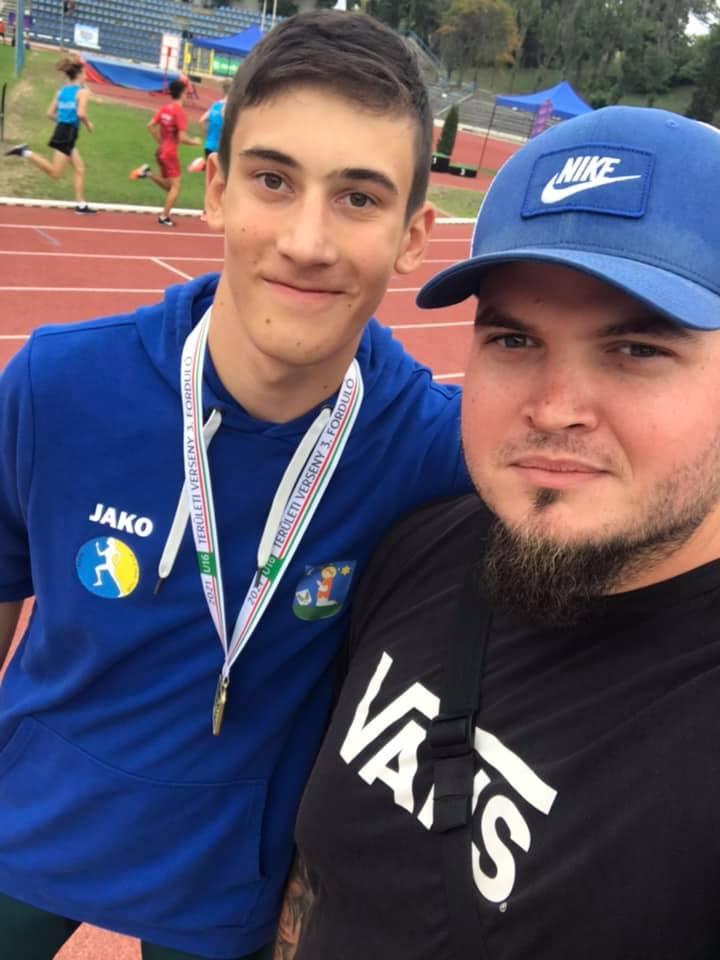 Pápai Atlétikai club -U14 és U16 Atlétikai Bajnokság ÉNy régió 3. fordulója Tatabánya